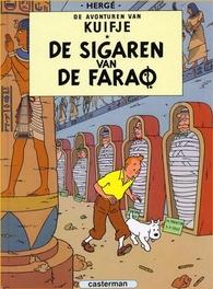 KUIFJE 04. (ACTIEPRIJS) DE SIGAREN VAN DE FARAO KUIFJE, HERGE, Paperback