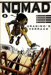 NOMAD 08. URAGINO'S VERRAAD NOMAD, Paperback