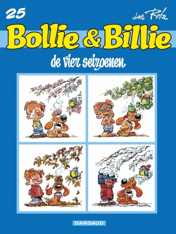 BOLLIE & BILLIE 25. DE 4 SEIZOENEN VAN BOLLIE EN BILLIE BOLLIE & BILLIE, Roba, Paperback
