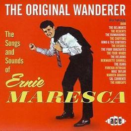 ORIGINAL WANDERER Audio CD, ERNIE MARESCA, CD