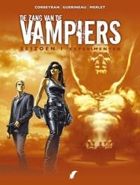 ZANG VAN DE VAMPIERS 05. SPOREN EXPERIMENTEN, CORBEYRAN, Paperback