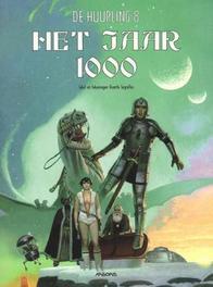 HUURLING 08. HET JAAR 1000 HUURLING, Segrelles, Vicente, Paperback