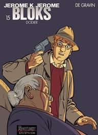 JEROME K. JEROME BLOKS 15. DE GRAVIN JEROME K. JEROME BLOKS, Dodier, Paperback