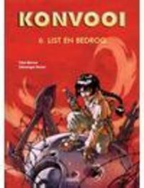 KONVOOI 06. LIST EN BEDROG KONVOOI, Morvan, Jean-David, Paperback