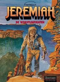 JEREMIAH 02. DE WOESTIJNPIRATEN JEREMIAH, Hermann, Paperback