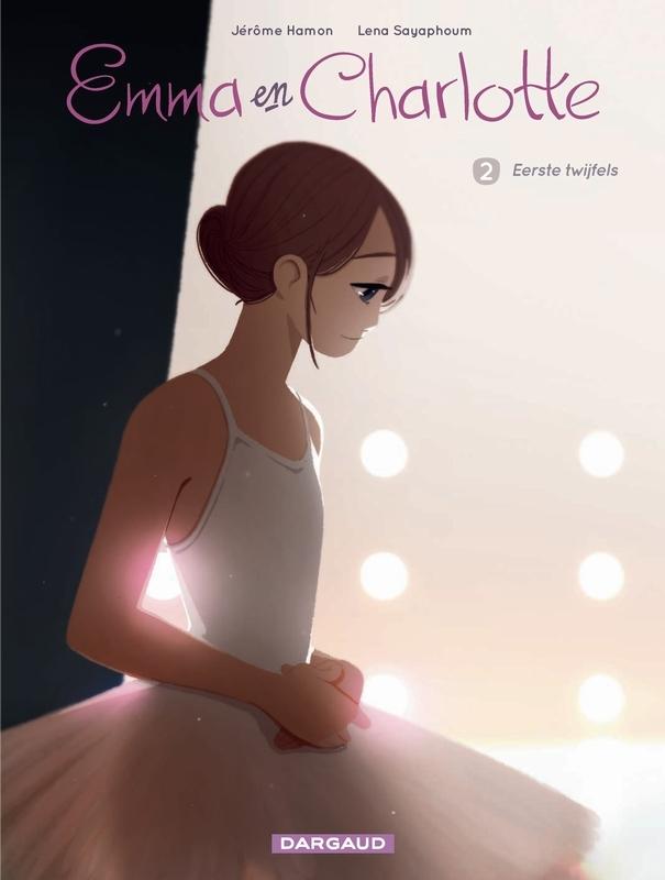 EMMA EN CHARLOTTE 02. EERSTE TWIJFELS EMMA EN CHARLOTTE, Hamon, Jérôme, Paperback