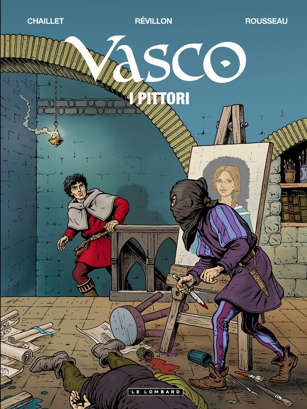 VASCO 27. I PITTORI VASCO, Chaillet, Gilles, Paperback