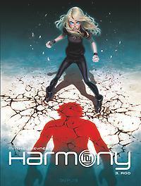 HARMONY 03. AGO HARMONY, Reynès, Mathieu, Paperback