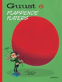 GUUST FLATER CHRONOLOGISCH HC06. FLAPPENDE FLATERS GUUST FLATER CHRONOLOGISCH, Franquin, André, Hardcover