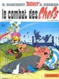 Asterix Französische Ausgabe. Le combat des chefs. Sonderausgabe ASTERIX, UDERZO, ALBERT, GOSCINNY, RENÉ, Hardcover