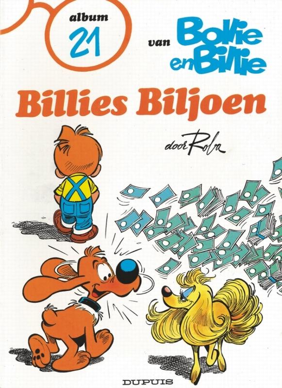 BOLLIE & BILLIE 21. BILLIES BILJOEN BOLLIE & BILLIE, ROBA, JEAN, Paperback