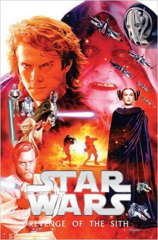 Star Wars Remastered Episode III Revenge of the Sith SC (Cristopher Cerasi, Dough Wheatley) Hardcover STAR WARS REMASTERED, Ferrari, Alessandro, BKST