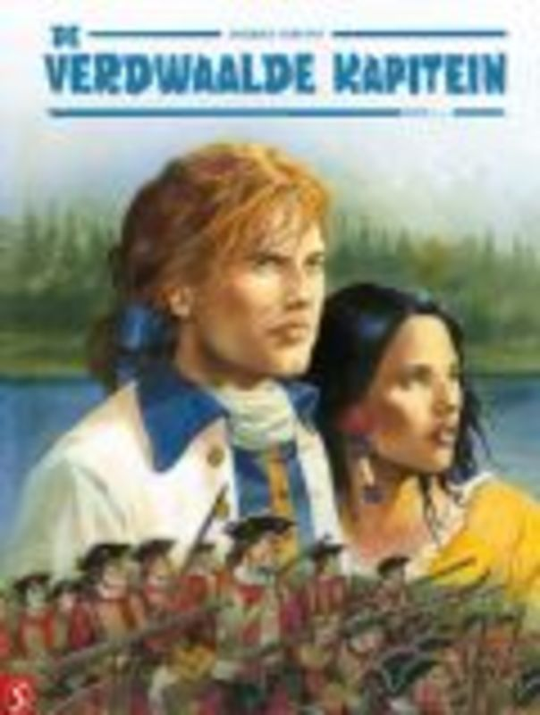 De Verdwaalde Kapitein De Verdwaalde Kapitein, Terpant, Jacques, Hardcover
