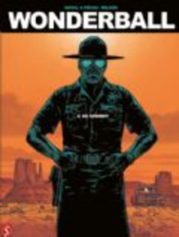 Wonderball 3 De sheriff (Duvall, Pécau, Wilson, Fernandez) 56 p.Hardcover Wonderwall, Pécau, Jean-Pierre, BKST