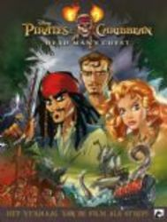 Pirates of the Caribbean filmstrip: Dead men's chest Deel 2 (Stefano Ambrioso, Giovanni Rigano) Paperback