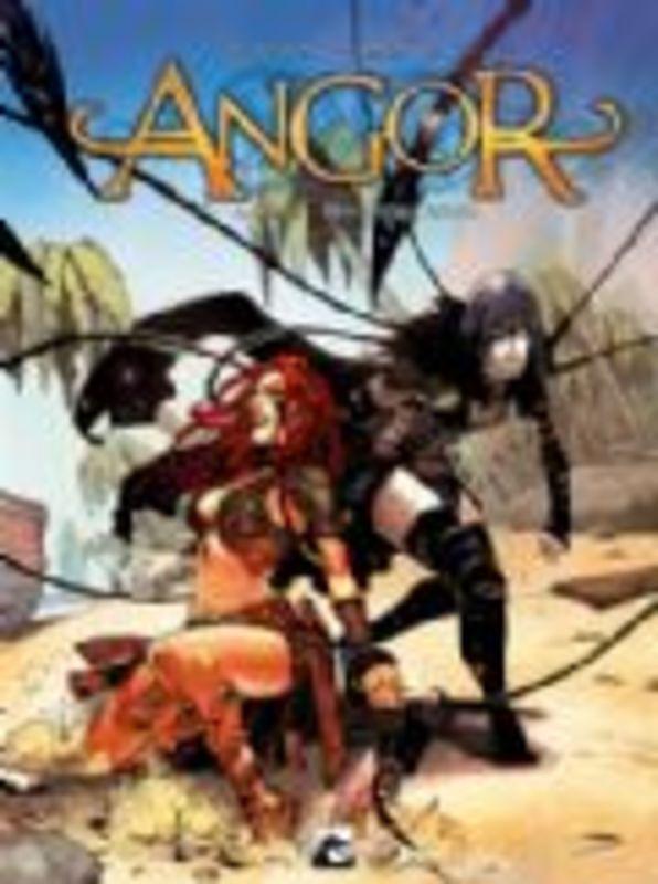 Angor deel 3. Het heilige eiland (Gaudin, Armand) Paperback Angor, Gaudin, Jean-Charles, BKST