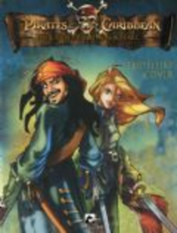 Pirates of the Caribbean: Curse of the Black Pearl (Stefano Ambrioso, Giovanni Rigano) Paperback Pirates of the Caribbean, Edizioni BD, BKST
