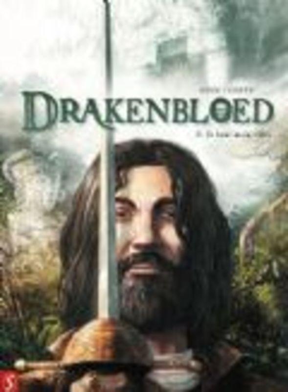 Drakenbloed 11 Je bent mijn vlees (Jean-Luc, Istin, Stéphane, Créty) 48 p.Hardcover Drakenbloed, BKST