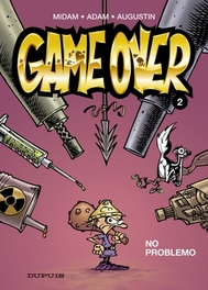 GAME OVER 02. NO PROBLEMO GAME OVER, Augustin, Paperback