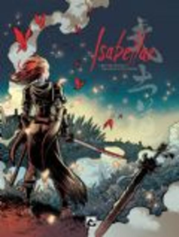 Isabellae 5 - Heldendicht van de Duistere Goden (GABOR, RAULE) 48 p.Paperback Isabellae, Raule, BKST