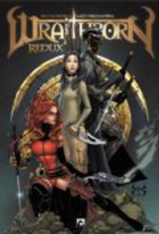 Wraithborn deel 3 (Joe Benitez) Paperback Wraithborn, Chen, Marcia, BKST