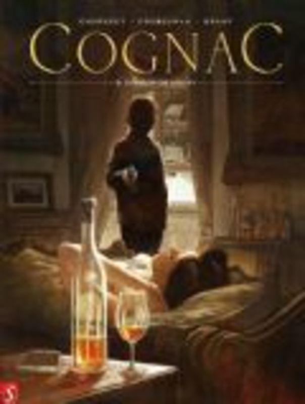 Cognac 2 van 3 Dood in de arena HC (Corbeyran/Chapuzet, Luc Brahy) Hardcover Cognac, BKST