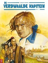 De Verdwaalde Kapitein 1 van 2 HC (Jacques Terpant) Hardcover