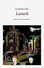 Lanark een leven in vier boeken, Alasdair Gray, Paperback