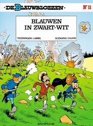 BLAUWBLOEZEN 11. BLAUWEN IN ZWART-WIT