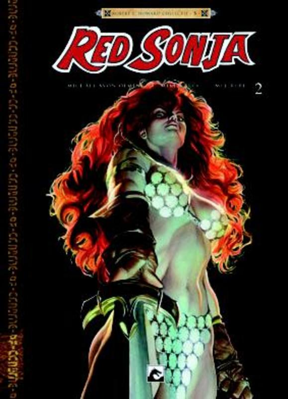 Leven en dood Red Sonja, Howard, Robert E., Hardcover