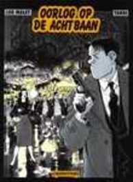 NESTOR BURMA HC05. OORLOG OP DE ACHTBAAN NESTOR BURMA, TARDI, JACQUES, Hardcover