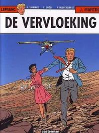 LEFRANC 21. DE VERVLOEKING LEFRANC, Taymans, André, Paperback