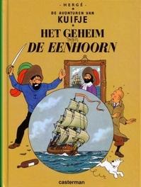 KUIFJE 11. HET GEHEIM VAN DE EENHOORN KUIFJE, Hergé, Paperback