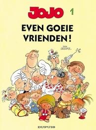 JOJO 01. EVEN GOEDE VRIENDEN JOJO, Geerts, André, Paperback