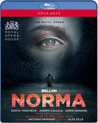 Royal Opera House - Norma,...