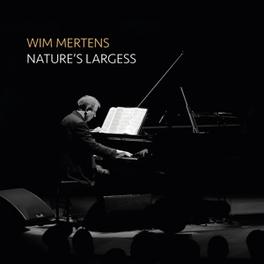 NATURES LARGESS -CD+DVD- WIM MERTENS, CD