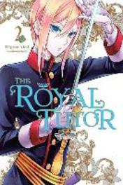 The Royal Tutor 2. Higasa Akai, Paperback