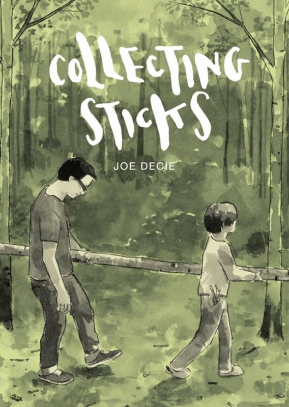 Collecting Sticks Joe Decie, Hardcover