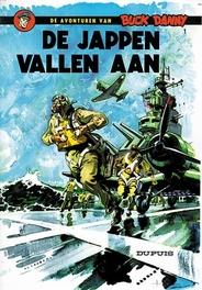 BUCK DANNY 001. DE JAPPEN VALLEN AAN BUCK DANNY, HUBINON, VICTOR, CHARLIER, JEAN-MICHEL, Paperback