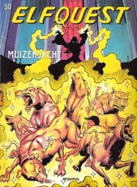 ELFQUEST 50. MUIZENJACHT ELFQUEST, PINI, WENDY, PINI, RICHARD, Paperback