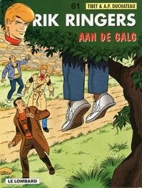 RIK RINGERS 61. AAN DE GALG RIK RINGERS, TIBET, Paperback