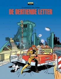 FRANKA HC13. DE DERTIENDE LETTER (GEHEEL HERZIENE EDITIE) FRANKA, Kuijpers, Henk, Hardcover