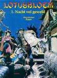 LOTUSBLOEM 01. NACHT VOL GEWELD LOTUSBLOEM, FRANZ, FRANZ, Paperback