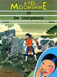 AXEL MOONSHINE 21. DE STORTPLAATS AXEL MOONSHINE, RIBERA, JULIO, GODARD, CHRISTIAN, Paperback