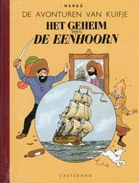 KUIFJE FACSIMILE KLEUR HC11. HET GEHEIM VAN DE EENHOORN Het geheim van de Eenhoorn, Hergé, Hardcover