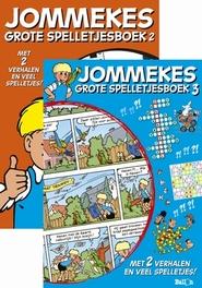 JOMMEKE VOORDEELPAKKET 02. 2 X GOOT SPELLETJESBOEK JOMMEKE VOORDEELPAKKET, Nys, Jef, Paperback