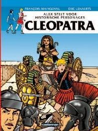 HISTORISCHE PERSONAGES: CLEOPATRA 01. DEEL 1 CLEOPATRA, MARTIN, J, MARTIN, J, Paperback