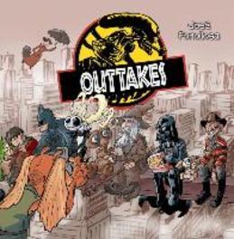 Outtakes Jose Fonollosa, Hardcover