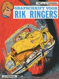RIK RINGERS 17. GRAFSCHRIFT RIK RINGERS RIK RINGERS, TIBET, Paperback