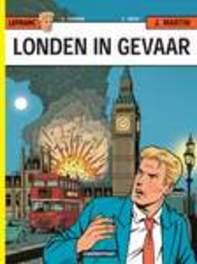 LEFRANC 19. LONDEN IN GEVAAR LONDEN IN GEVAAR, MARTIN, Jaques, MARTIN, Jaques, Paperback